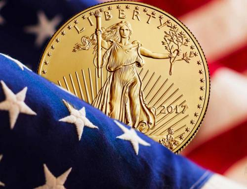 AMERICAN GOLD EAGLE by the United States Mint