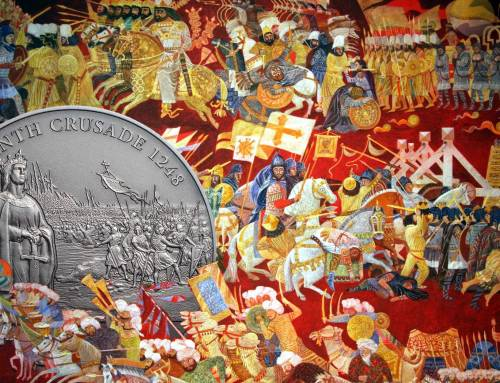2009-2020 HISTORY OF THE CRUSADES by Numiscollect