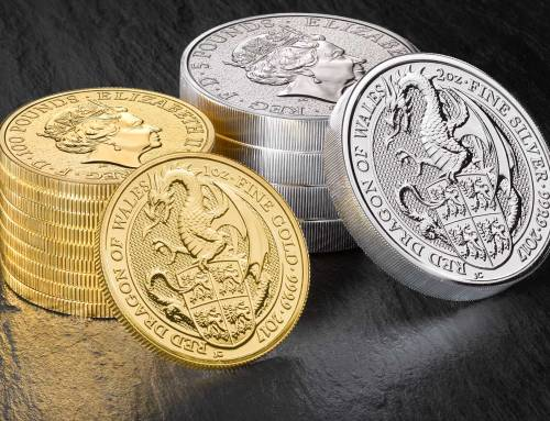 QUEEN'S BEASTS (2016-2021) by The Royal Mint