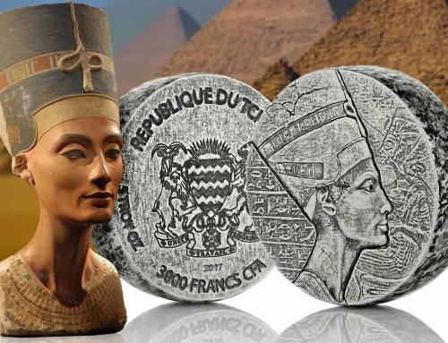 CHISELLED EDGE ANCIENTS (2016+) by Scottsdale Mint