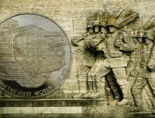 Lawrence of Arabia headlines the Royal Mint's latest six-coin First World War commemorative set