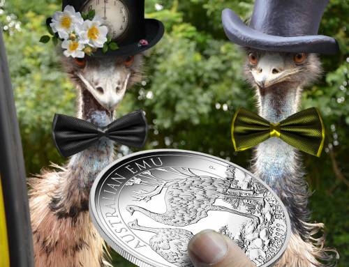 Australian Emu goes 'posh' with the early release of a silver proof version alongside the bullion