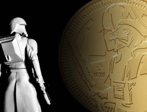2017-2019+ STAR WARS BULLION by New Zealand Mint