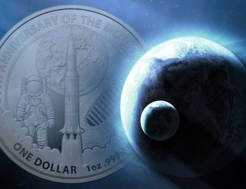 One small step: Australia celebrates Moon Landing with limited runs of gold and silver bullion coins