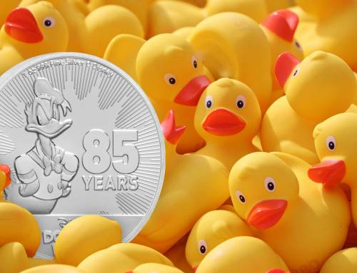 2017+ DISNEY BULLION by New Zealand Mint