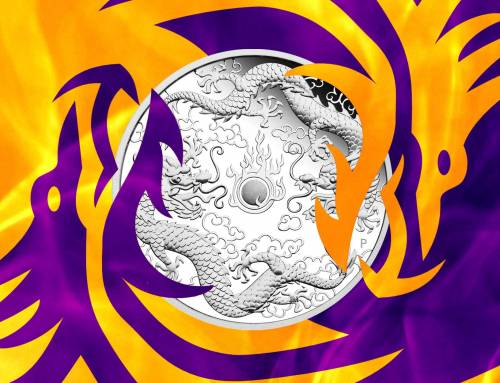 DRAGON & (2017+) by the Perth Mint