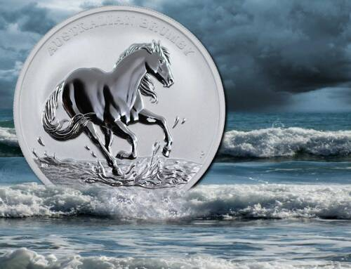 The Perth Mint launches the Australian Brumby bullion coin, a spiritual successor to the Stock Horse