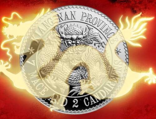 LPM's classic look at the Chinese Dragon Dollar series starts afresh with a limited one-kilogram silver variant
